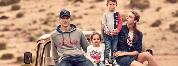 s.Oliver Familien Mode