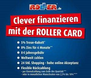 ROLLER Card
