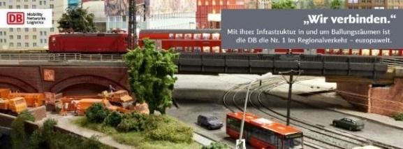 Deutsche Bahn DB Regionalzug