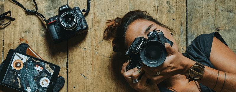 Nikon Store Spiegelreflexkameras