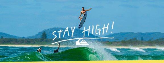 Quiksilver Online Shop Surfen