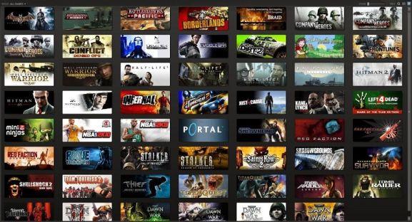Steam Store Spiele Angebot