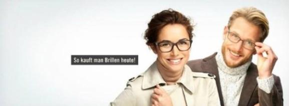 Mister Spex Damen und Herrenbrille