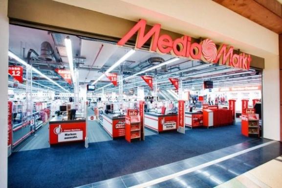 Media Markt Filiale