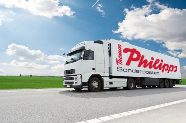 Thomas Philipps Sonderposten LKW
