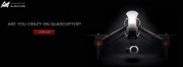 Quadrokopter bei Allbuy