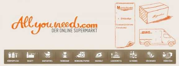 allyouneed fresh online supermarkt