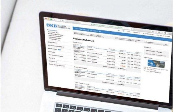 dkb online banking