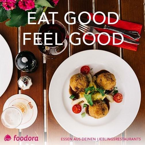 Essen von Foodora