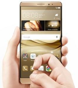 Smartphones von HUAWEI