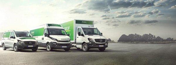 europcar transporter umzug