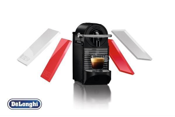 Die DeLonghi Nespresso Maschine