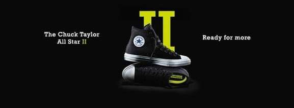 The Chuck Taylor All Star 2