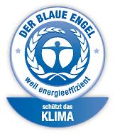 AEG Auszeichnung Blauer Engel