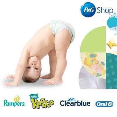 pampers online im p&g shop
