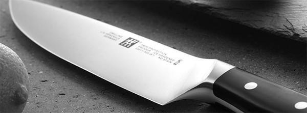 Messer produziert in Solingen