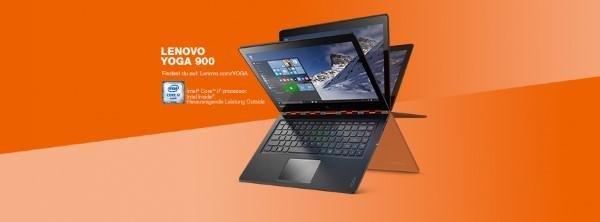 Die Lenovo Yoga Serie