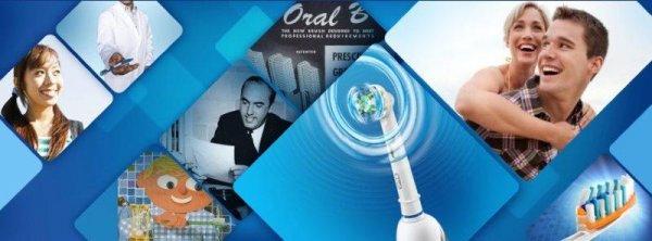 oral b unternehmen