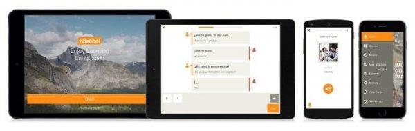 babbel mobile app