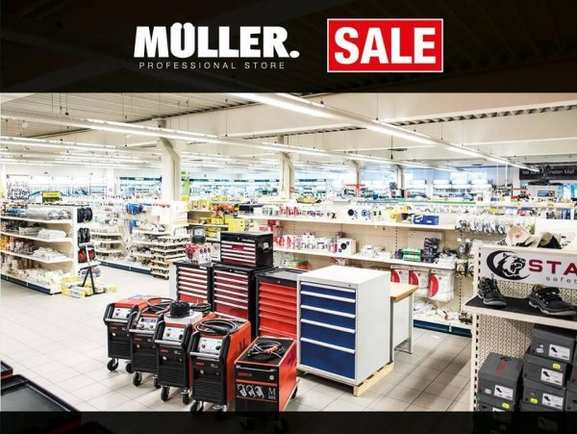 mueller professional store sale