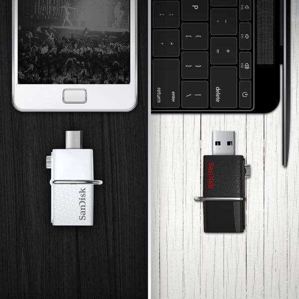 SanDisk Speicher für Android Geräte