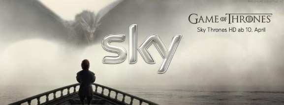 Sky Serien - Game of Thrones