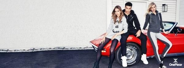 Pullover und Jogginghosen von Onepiece