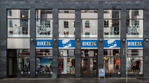 bike24 filiale geschäft