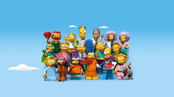 LEGO Simpsons Serie