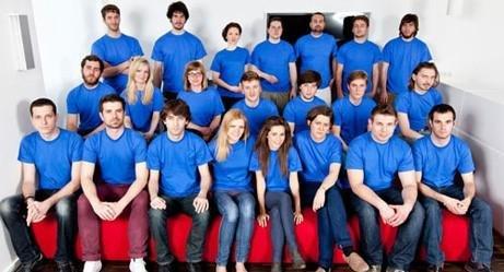 Das Team von Uploaded.net (Cyando AG)