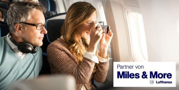 Partner von Miles & More von Lufthansa
