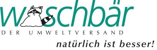 waschbaer umweltversand logo