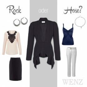 Rock oder Hose?