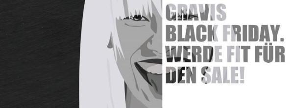 Black Friday bei GRAVIS