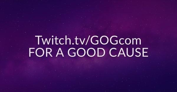 Twitch.TV Kanal von GOG Games