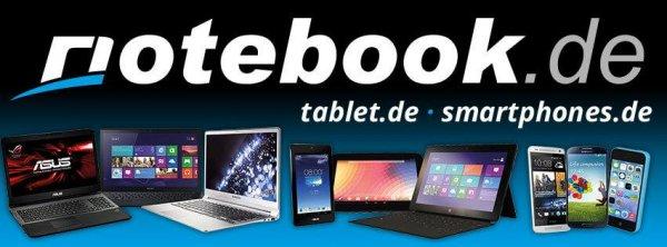 notebook.de online shop
