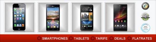 handytick smartphones tarife online