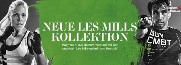 Les Mills Kollektion