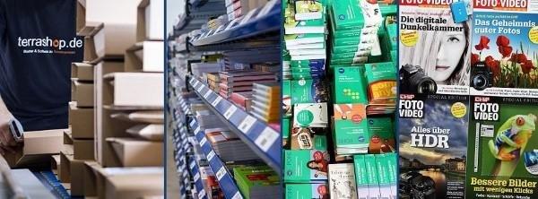 Restposten von Büchern