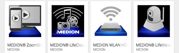 MEDION Apps