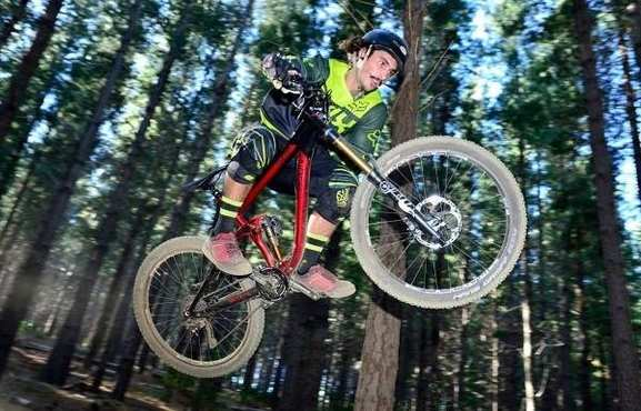 Auch Mountainbikes im Sortiment