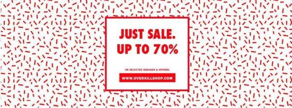 overkill sale