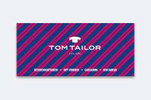 TOM TAILER Geschenkkarte