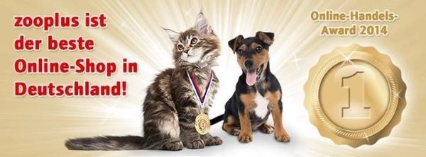 Zooplus - Award Gewinner
