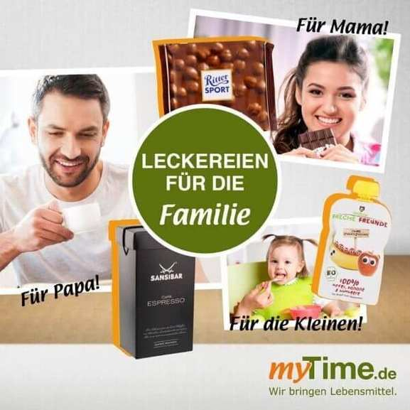 Angebote bei myTime