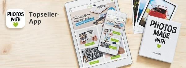 Topseller App von PosterXXL