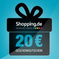 20 € Geschenkgutschein von Shopping.de