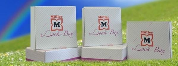 Die Look-Box bei Müller