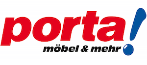 porta moebel logo
