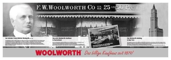 Das Unternehmen Woolworth